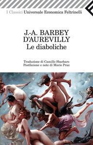 Le diaboliche - Jules-Amédée Barbey d'Aurevilly - copertina