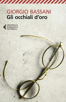 Osteriacasadimare.it Gli occhiali d'oro Image