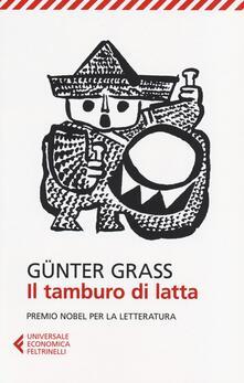 Il tamburo di latta - Günter Grass - copertina