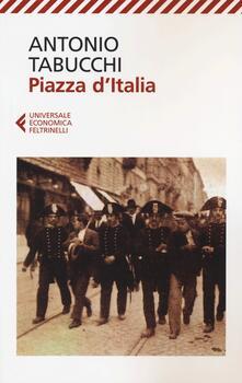 Steamcon.it Piazza d'Italia. Favola popolare in tre tempi, un epilogo e un'appendice Image