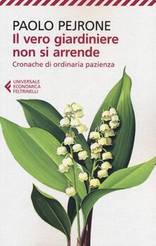 Aboutschuster.de Il vero giardiniere non si arrende. Cronache di ordinaria pazienza Image