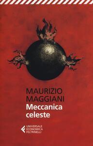 Meccanica celeste - Maurizio Maggiani - copertina