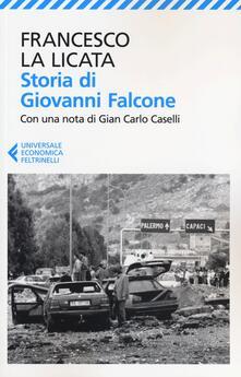 Winniearcher.com Storia di Giovanni Falcone Image