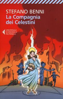 La compagnia dei Celestini - Stefano Benni - copertina