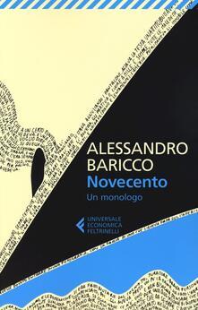 Novecento. Un monologo.pdf