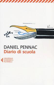 Diario di scuola - Daniel Pennac - copertina