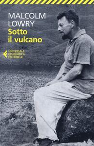 Sotto il vulcano - Malcolm Lowry - copertina