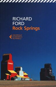 Libro Rock Springs Richard Ford