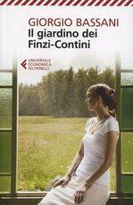 Libro Il giardino dei Finzi-Contini Giorgio Bassani