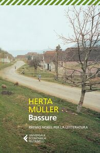 Libro Bassure Herta Müller