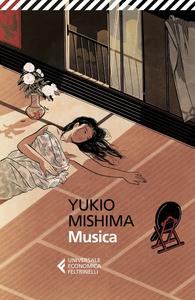 Libro Musica Yukio Mishima