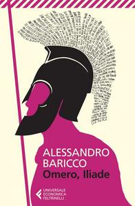 Libro Omero, Iliade Alessandro Baricco
