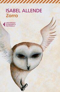 Foto Cover di Zorro, Libro di Isabel Allende, edito da Feltrinelli