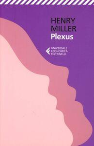 Libro Plexus Henry Miller