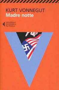 Libro Madre notte Kurt Vonnegut