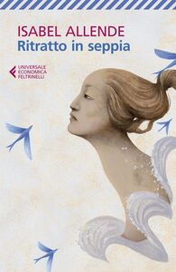 Libro Ritratto in seppia Isabel Allende