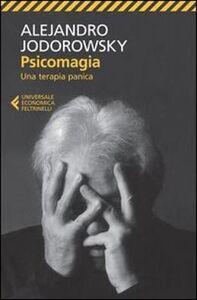 Libro Psicomagia. Una terapia panica Alejandro Jodorowsky