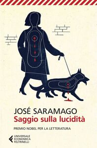 Foto Cover di Saggio sulla lucidità, Libro di José Saramago, edito da Feltrinelli