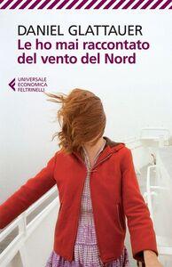 Libro Le ho mai raccontato del vento del Nord Daniel Glattauer