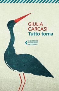 Libro Tutto torna Giulia Carcasi