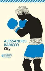 Libro City Alessandro Baricco