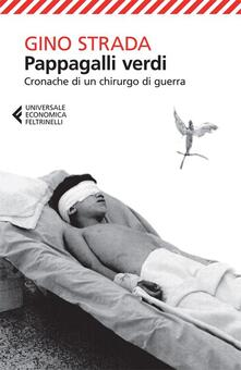 Squillogame.it Pappagalli verdi. Cronache di un chirurgo di guerra Image