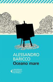 Oceano mare - Alessandro Baricco - copertina