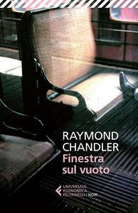 Libro Finestra sul vuoto Raymond Chandler