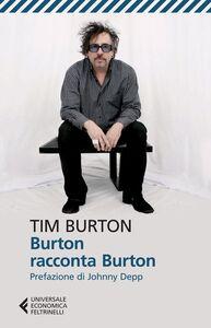 Libro Burton racconta Burton