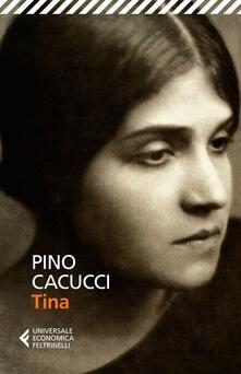 Tina - Pino Cacucci - copertina