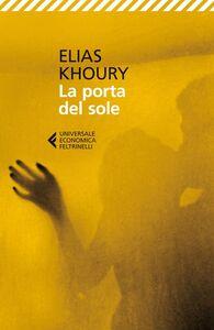 Libro La porta del sole Elias Khoury