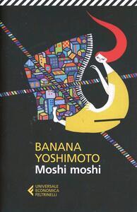 Moshi moshi - Banana Yoshimoto - copertina