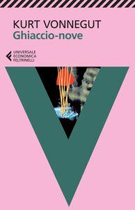Libro Ghiaccio-Nove Kurt Vonnegut