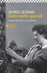Libro Gatti molto speciali Doris Lessing