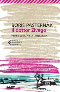 Il dottor Zivago - Boris Pasternak - copertina
