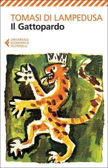 Il Gattopardo - Giuseppe Tomasi di Lampedusa - copertina