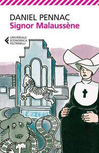 Signor Malaussène - Daniel Pennac - copertina