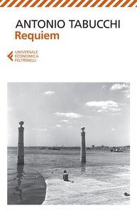 Foto Cover di Requiem, Libro di Antonio Tabucchi, edito da Feltrinelli