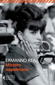 Mistero napoletano - Ermanno Rea - copertina
