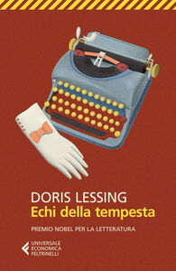 Libro Echi della tempesta Doris Lessing