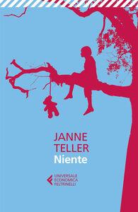 Libro Niente Janne Teller
