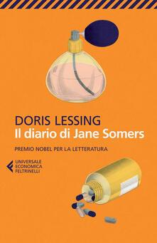Il diario di Jane Somers - Doris Lessing - copertina