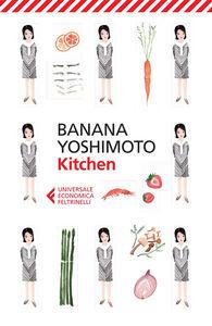 Foto Cover di Kitchen, Libro di Banana Yoshimoto, edito da Feltrinelli