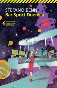 Bar sport Duemila - Stefano Benni - copertina