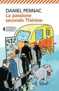 La passione secondo Thérèse - Daniel Pennac - copertina