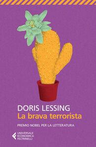 Libro La brava terrorista Doris Lessing