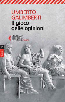 Opere. Vol. 8: Il gioco delle opinioni..pdf