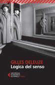 Libro Logica del senso Gilles Deleuze