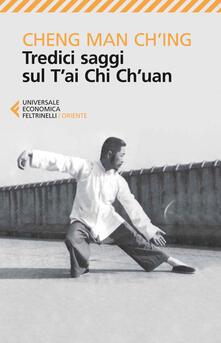 Nicocaradonna.it Tredici saggi sul T'ai Chi Ch'uan Image