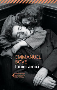 Libro I miei amici Emmanuel Bove